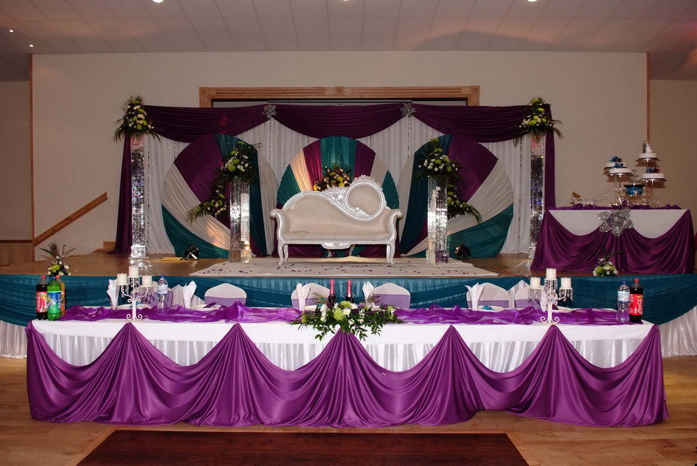 Wedding stage decor the platinum suite leicester event and wedding stage decor leicester 3 junglespirit Gallery