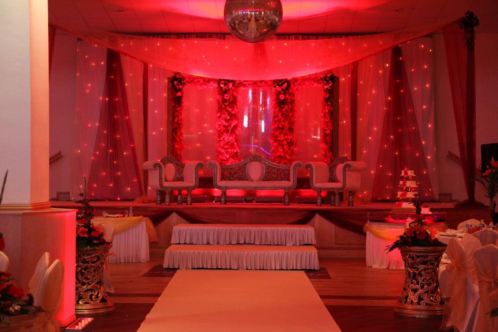 Wedding stage decor the platinum suite leicester event and wedding stage decor leicester 4 junglespirit Images